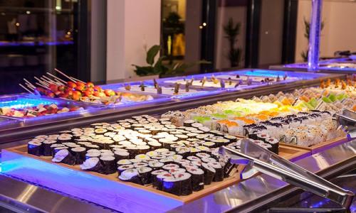 Citymarket Järvenpää Sushi Buffet